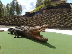 Krokotiili väylä