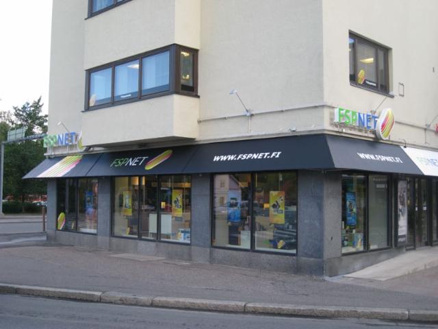 FSP myymälä