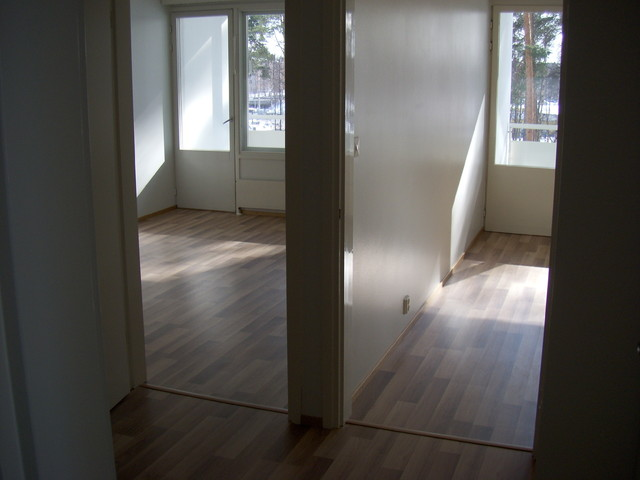 Olohuone sekä makuuhuone