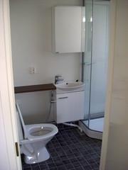 Keittiöstä kylpyhuone