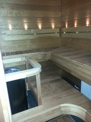 Sauna Kohde 1