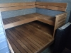Hotelli sorsanpesä naisten sauna. Lämpöhaapa