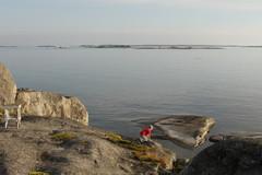 Söderskärillä 6.9.2014 (c) Tiina Mäkelä