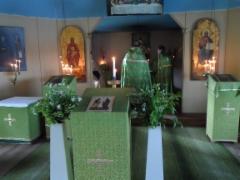 Sunnuntain liturgiasta.