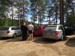 Autojen siunaaminen