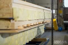 Puuelementtien valmistus/VVR Wood Oy
