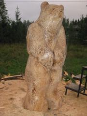 Iso synttäri karhu