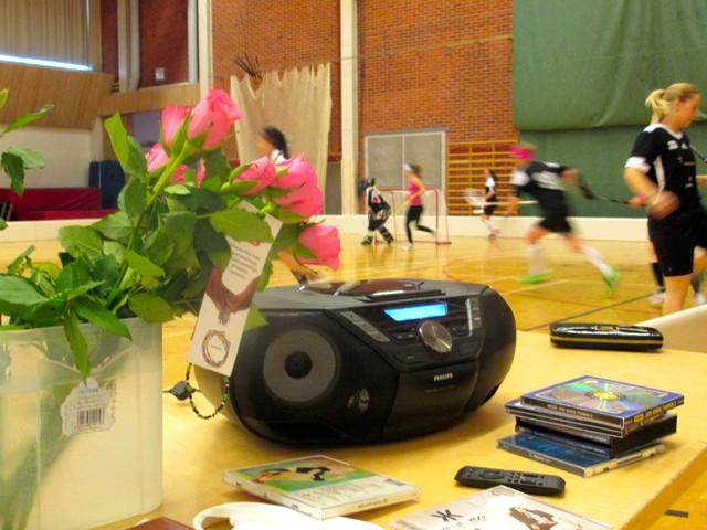 Kukat odottavat reippaita opiskelijoita.