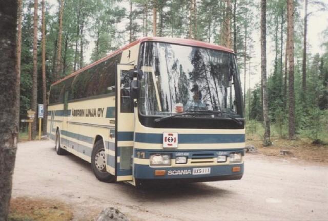 Åbergin Linja 11