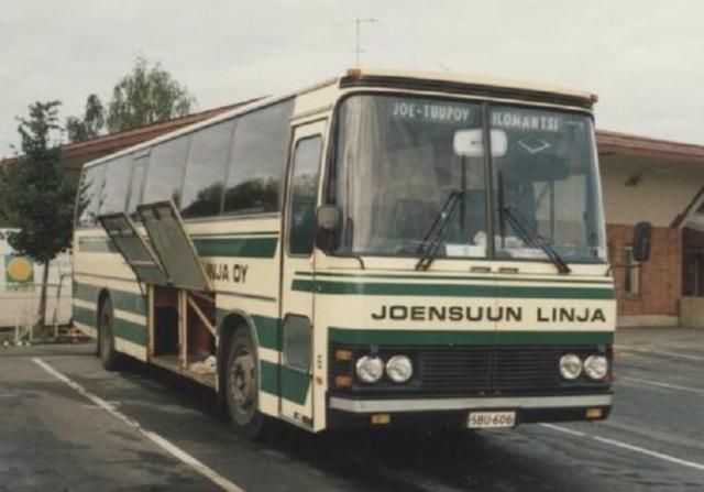 Joensuun Linja 6