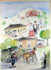 Historian havinaa Lappeenrannan linnoituksessa