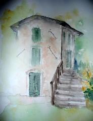 Talo Toscanassa