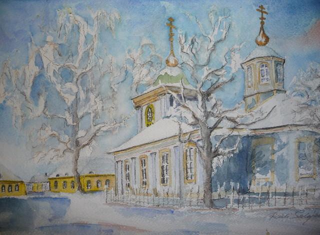 Ortodoksikirkko  Linnoituksessa