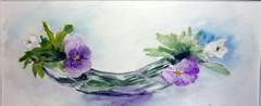 Lasimalja kukkii