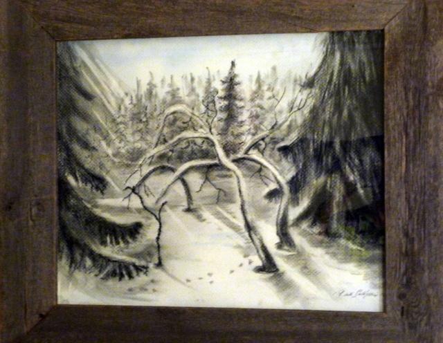 Metsän sylissä 3