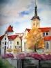 Tallinnan vanhaa kaupunkia