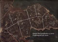 ramso orarna flygfotografi med tomter 10.3 2012