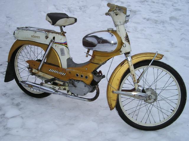 crescent hermes sport 1964