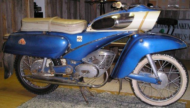 dkv victoria 155 1961