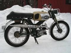 helkama mini gt 1967