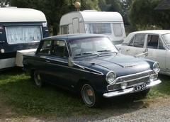 ford cortina  1500gt 1965+sprite 400 1966