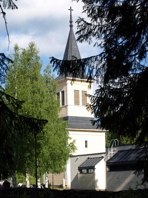 kirkko tapuli