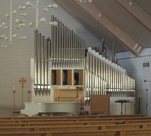 kirkko urut
