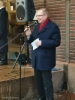 Paavo Lipponen puhumassa.