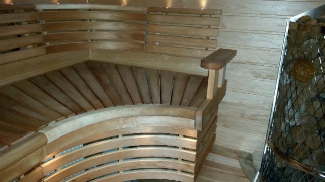 Sauna Tervaleppä
