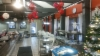 Ranuan Eläinpuisto Cafe White Swan uudet seinäpinnat