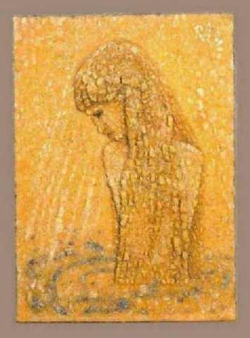 Ahdin tytär 45x32 1986