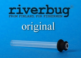 RIVERBUG - putkiperhon sidontaholkit / RIVERBUG Fly Tying Sleeves