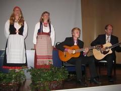 Suomi-ilta ja Lipastin suku vastuussa