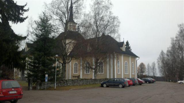 Iisalmen kirkko
