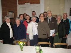 Tällä joukolla vietimme juhannusjuhlaa vuonna 2012