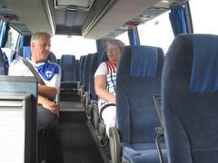 Matkalla Tampereelle