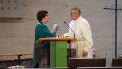 RKY:n historiakirjan luovutus seurakunnalle
