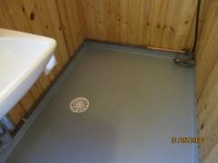 Toivolan alakerran WC