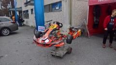 BRM WK1 Raket 120cc