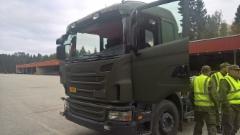 Army Scania