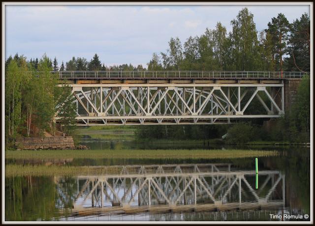 Petäjäveden rautatiesilta