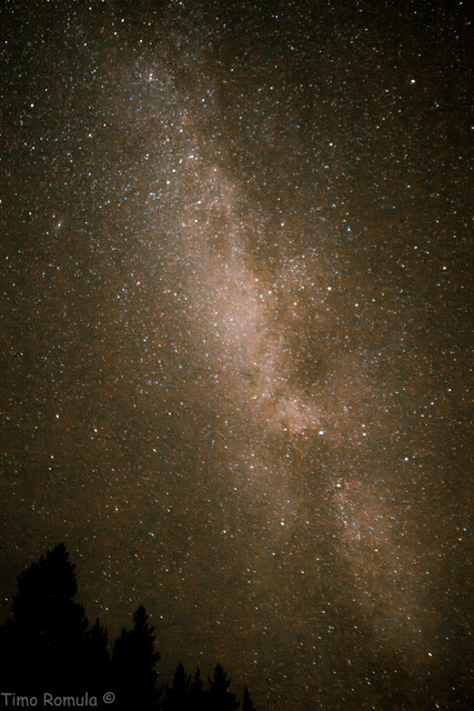 Linnunrata+Andromedan galaksi