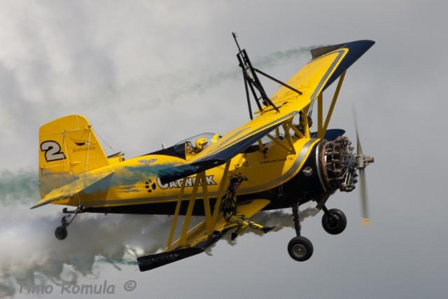 Grumman G-164 Ag-Cat (Skycats)