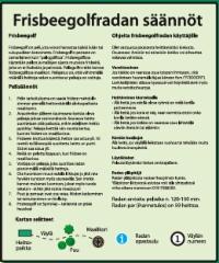 frisbeegolfradan_saannot
