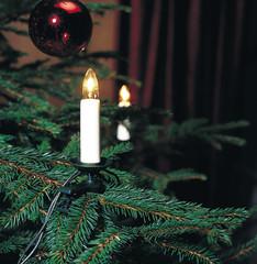 Joulukuusen valosarjat KonstSmide