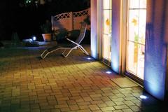 Geo LED AIRAM (ulkovalaisin maa- ja terassiasennuksiin)