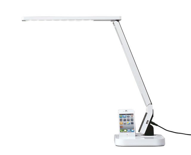 iPhone LED-pöytävalaisin VG
