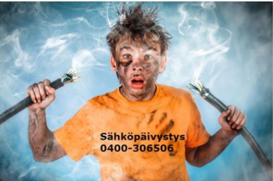 Sähköpäivystys Helsinki - Espoo - Vantaa