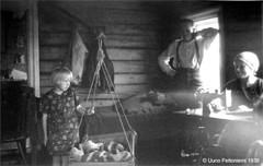 Kaunoselkä: Mikkilän tupa, kuva 2