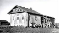 Palojärvi: Hämäläisen talo